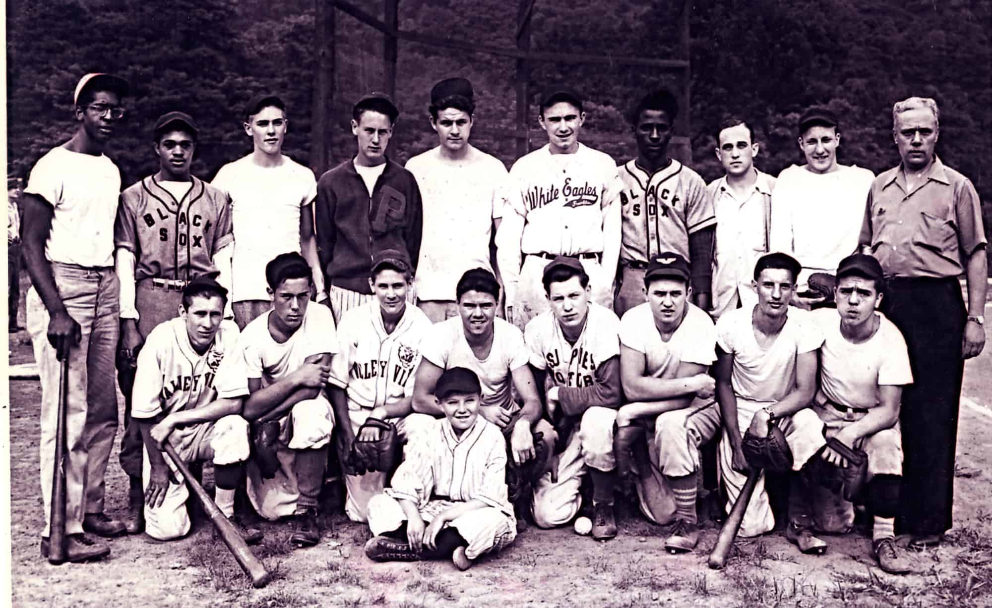 Prospect AC Johnstown 1947 AAABA