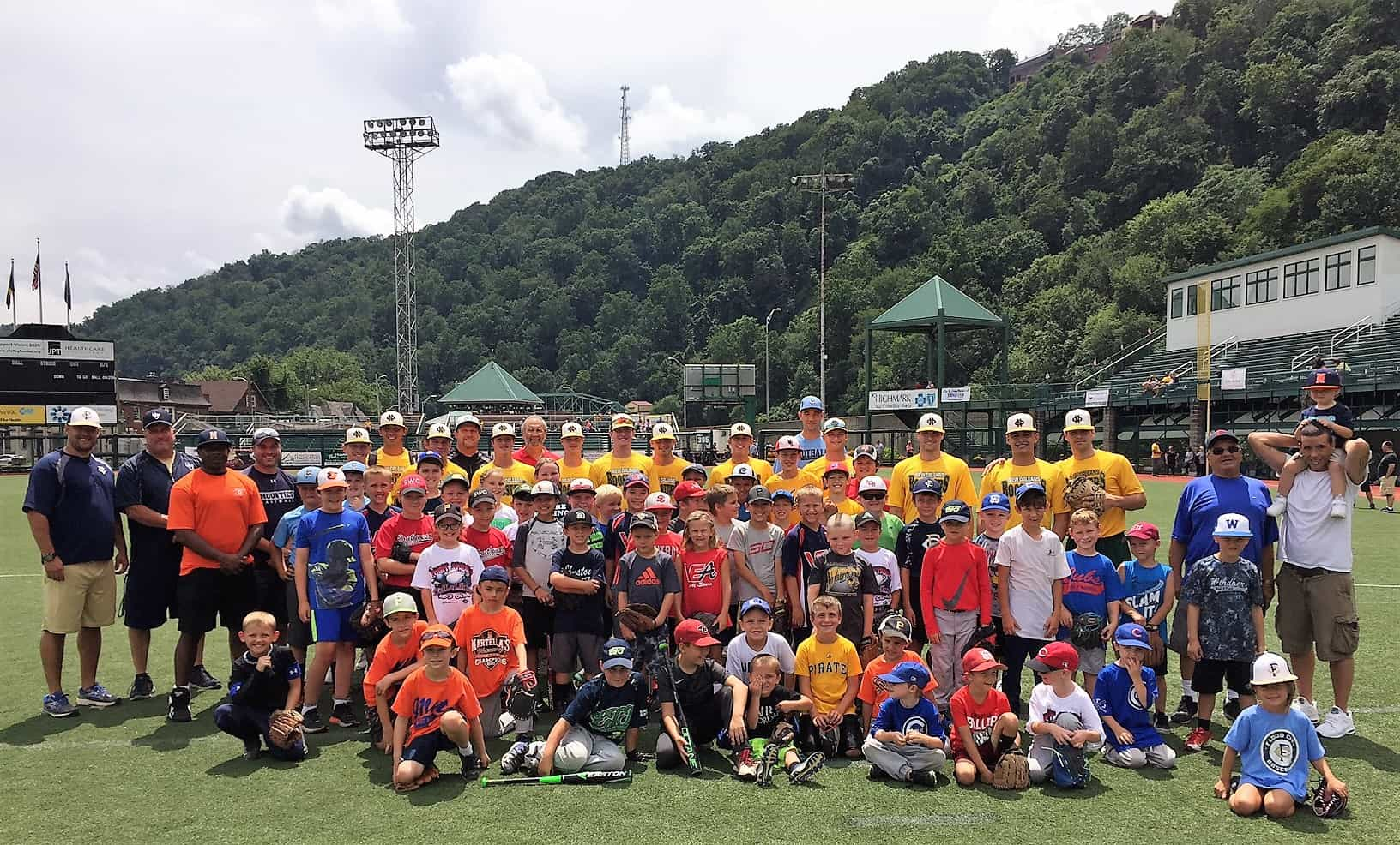 Youth Clinic 2017 Group Shot