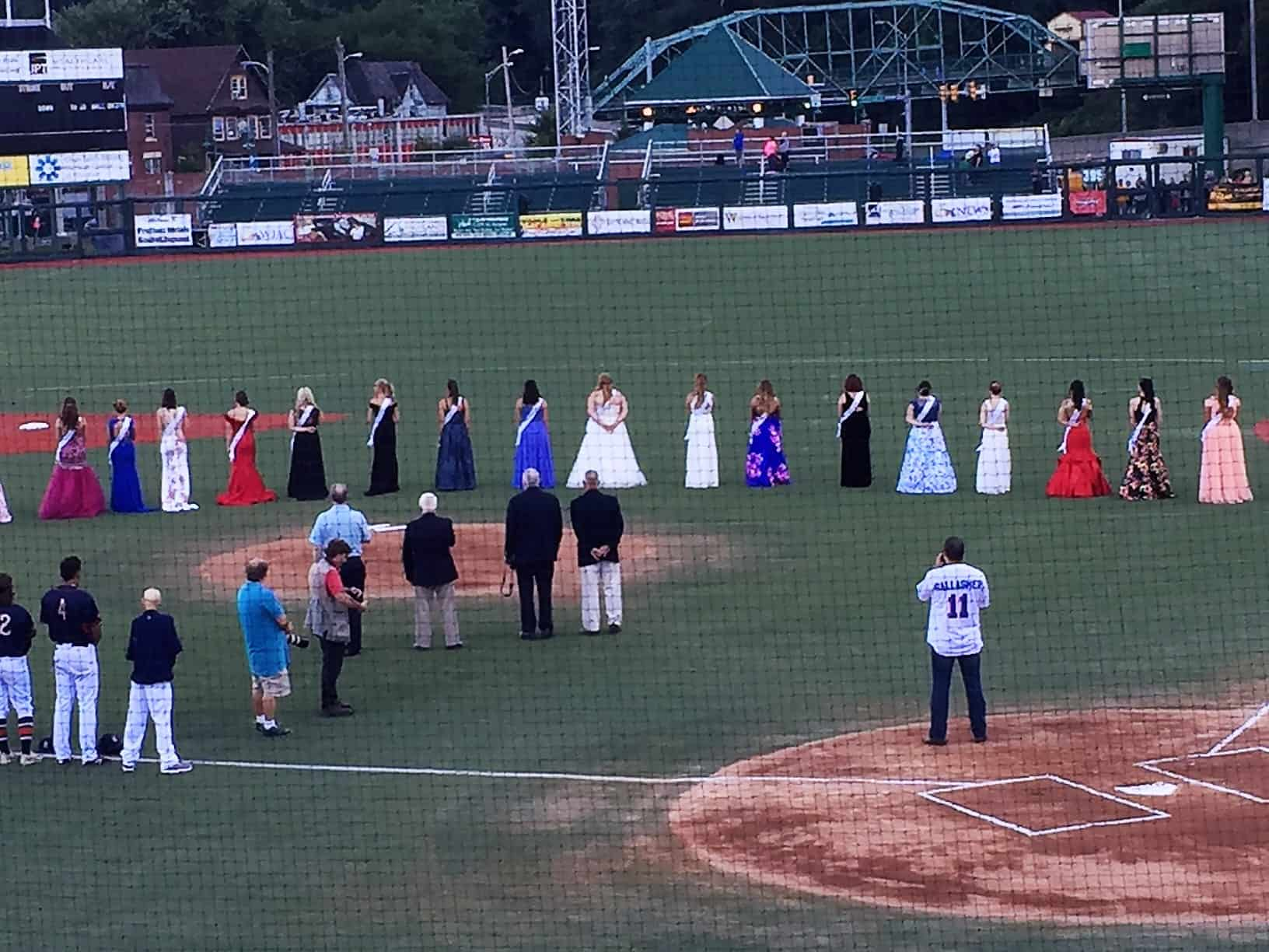 Josh Gallagher Anthem with AAABA Ambassadors