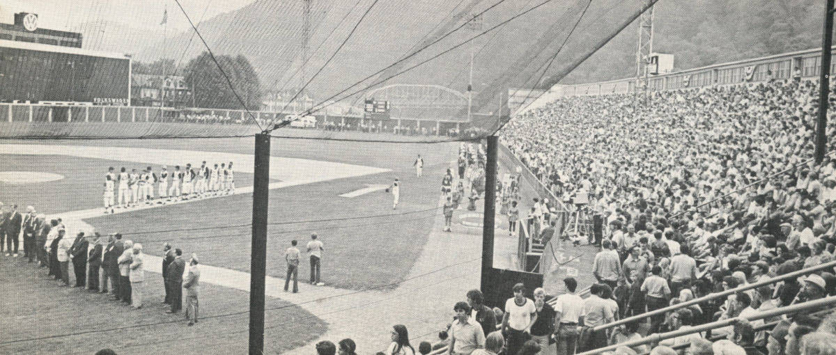 Point-Stadium-1971-AAABA-Tournament-opening-night-crowd