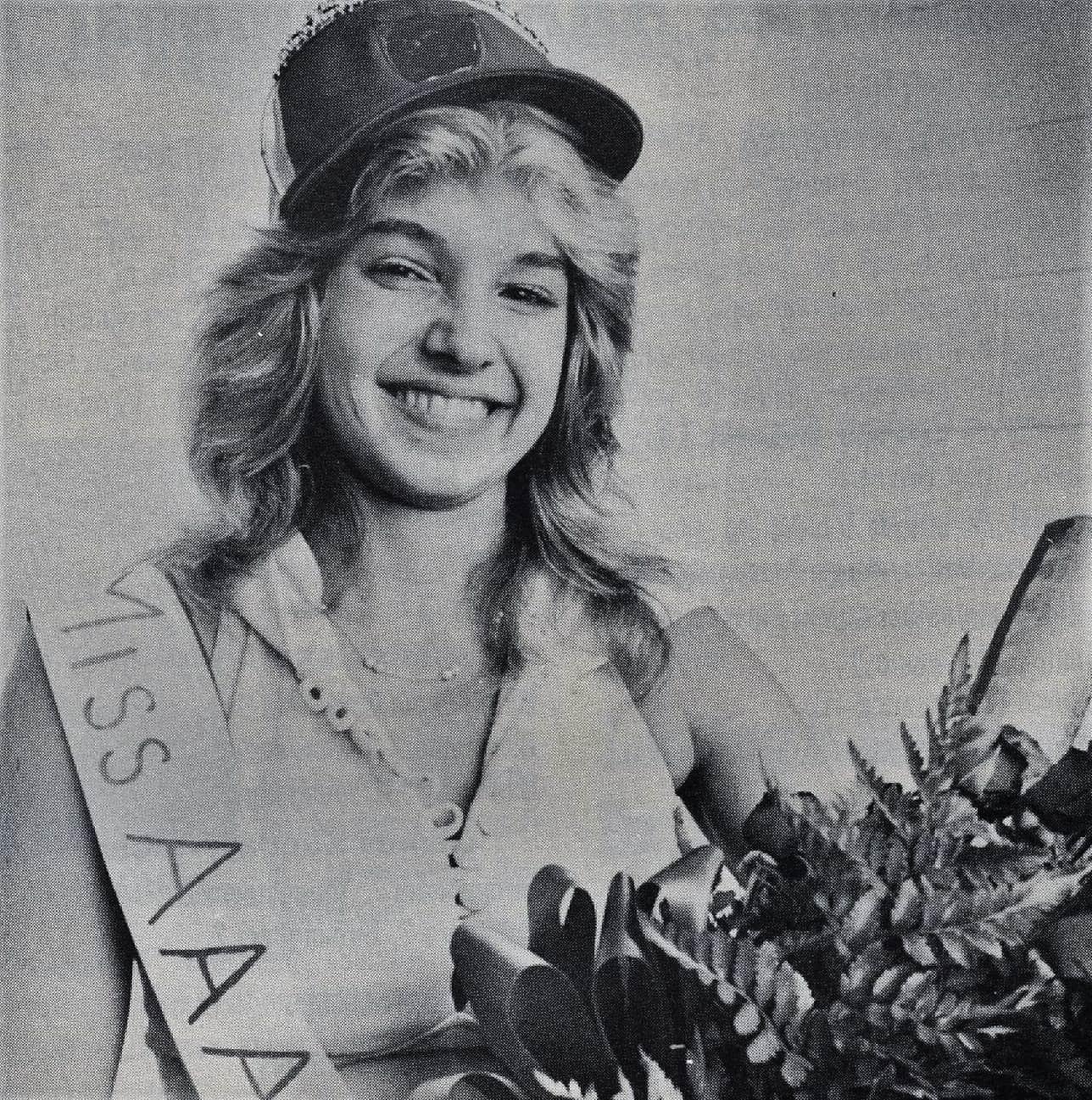 1977 AAABA Queen Deborah Cooper