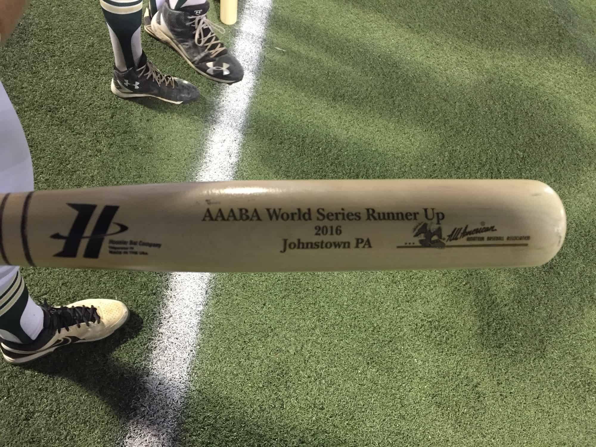 AAABA 2016 bat