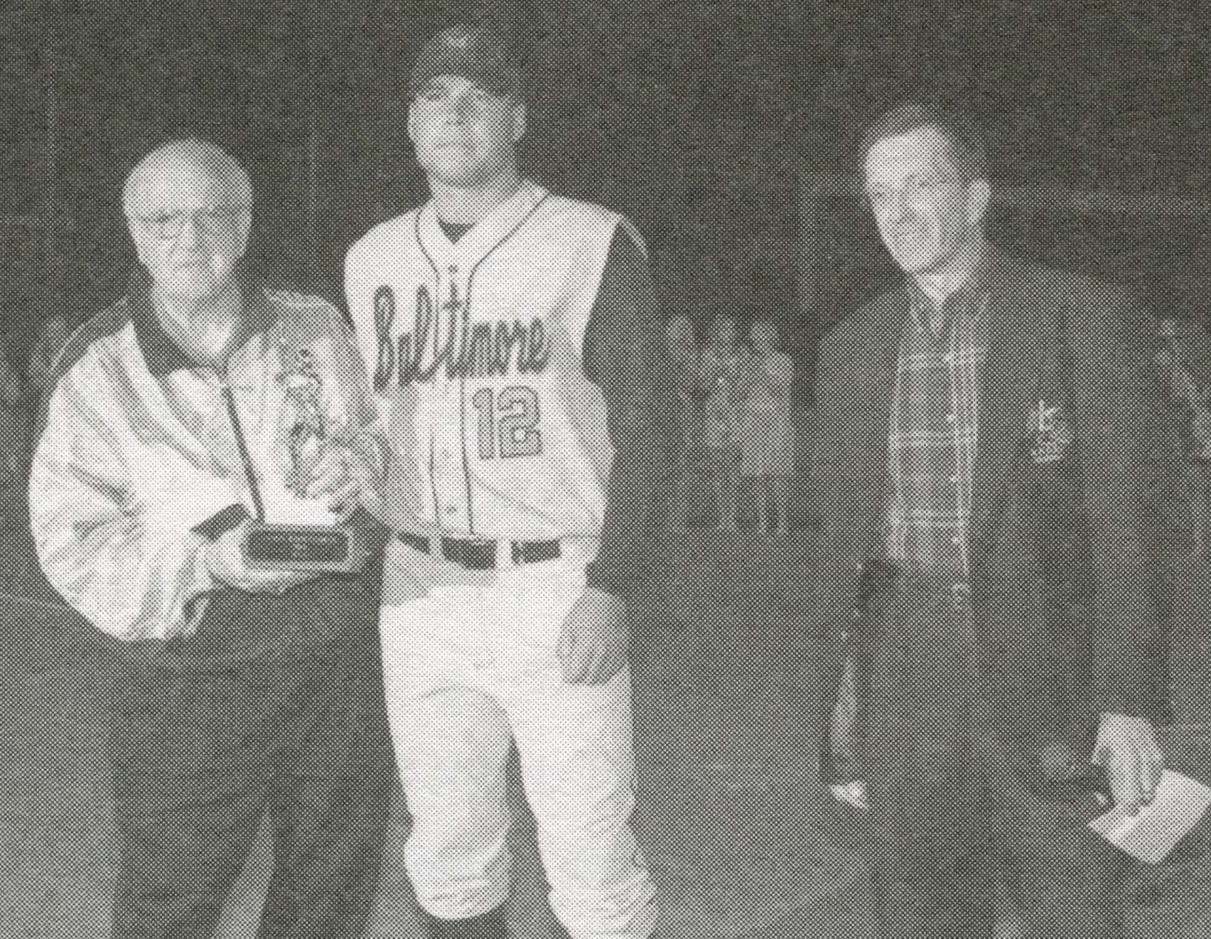 George Arcurio Jr-2004 MVP Joe Krebs-George Arcurio III