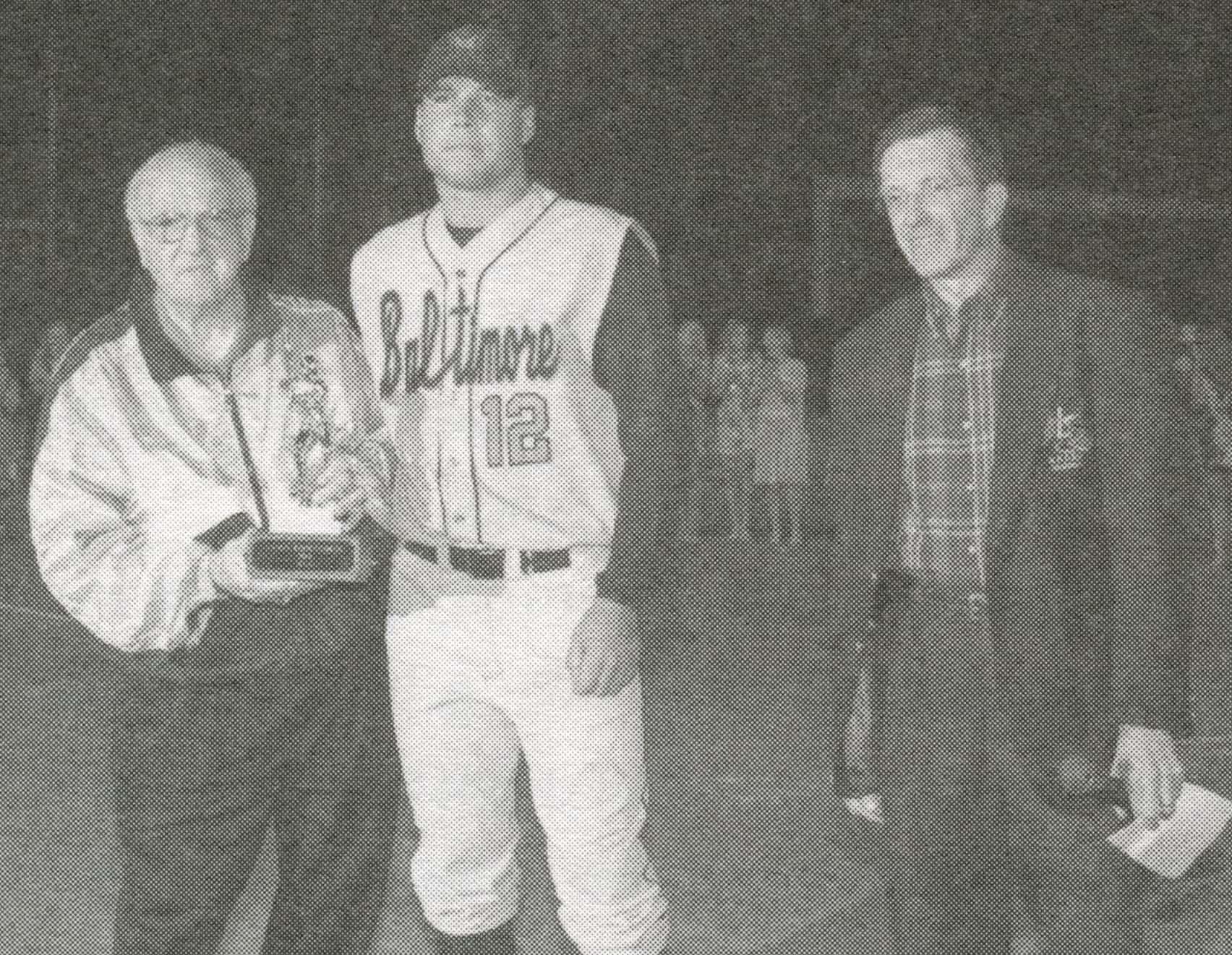 George Arcurio Jr-2004 MVP Joe Krebs-George Arcurio III
