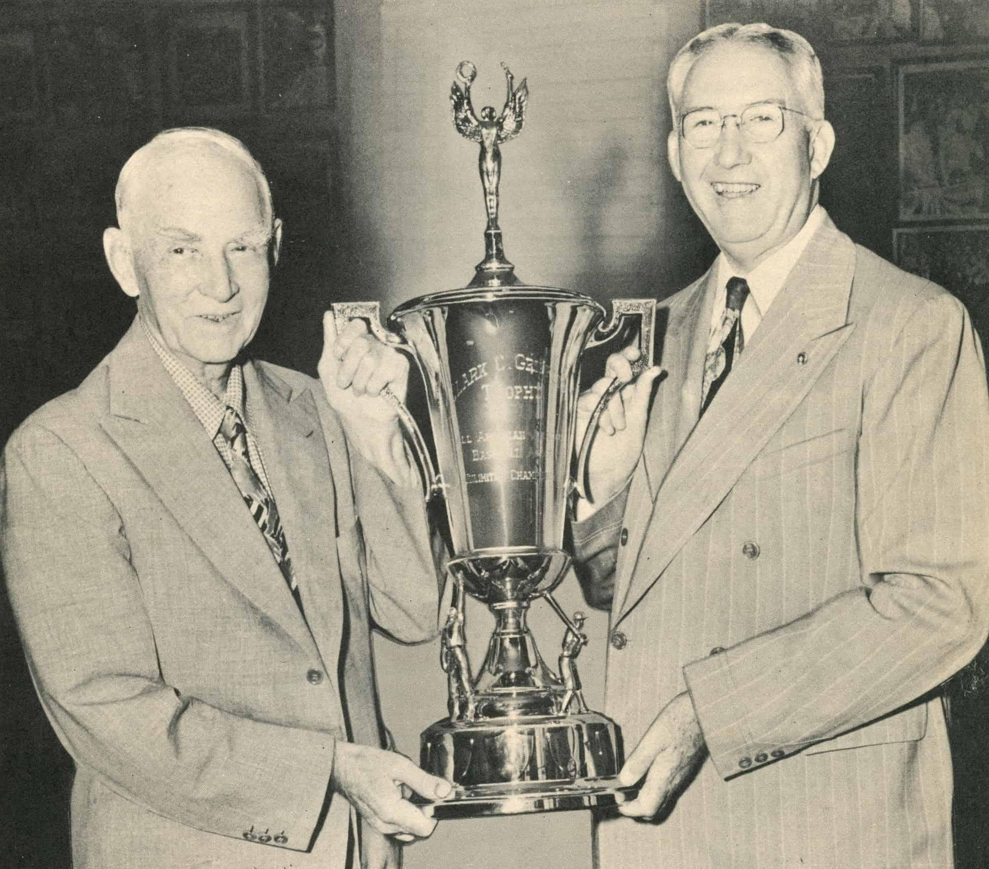 Glenn L Martin 1949 trophy