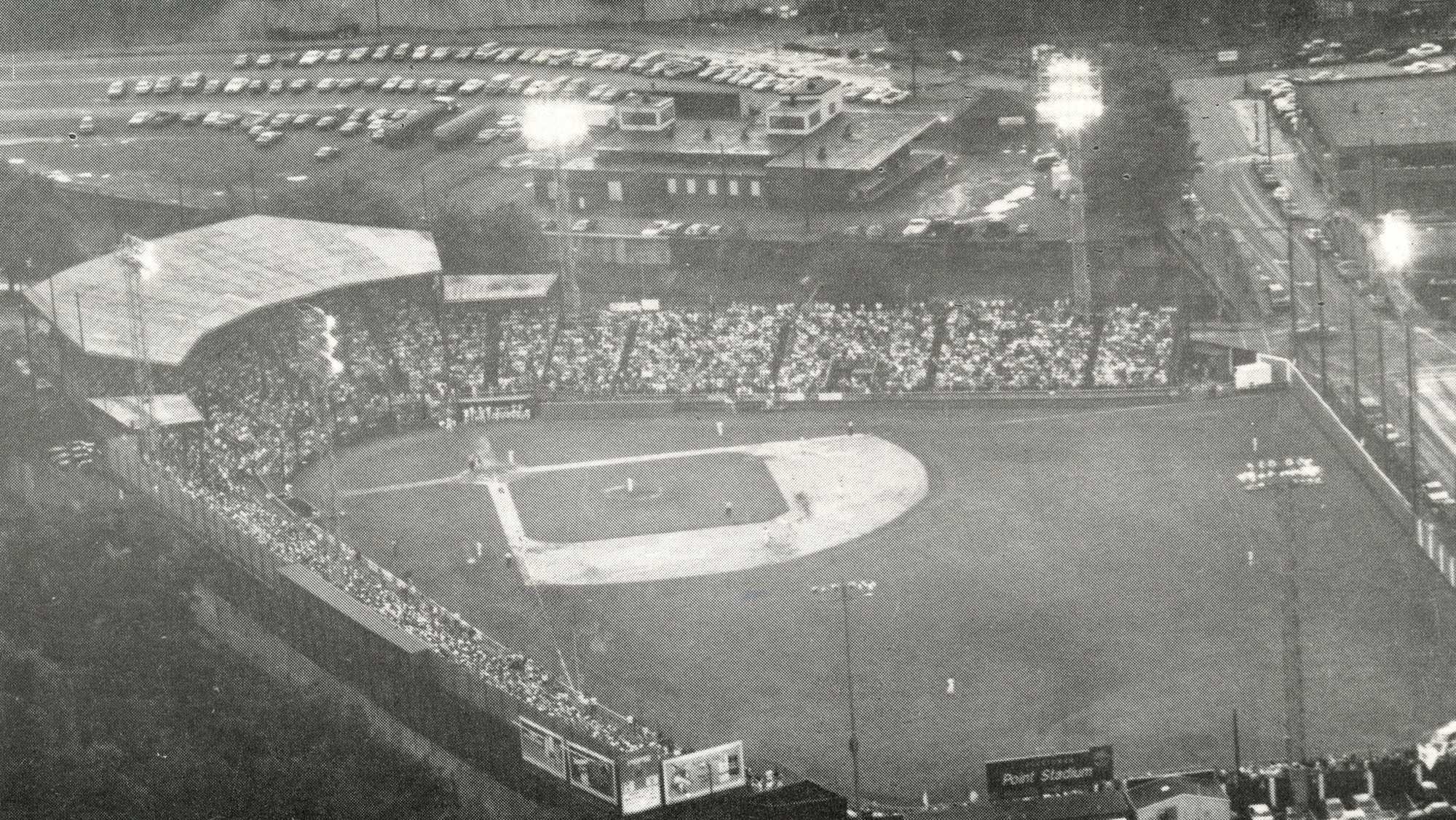 City Of Altoona >> Point Stadium | AAABA
