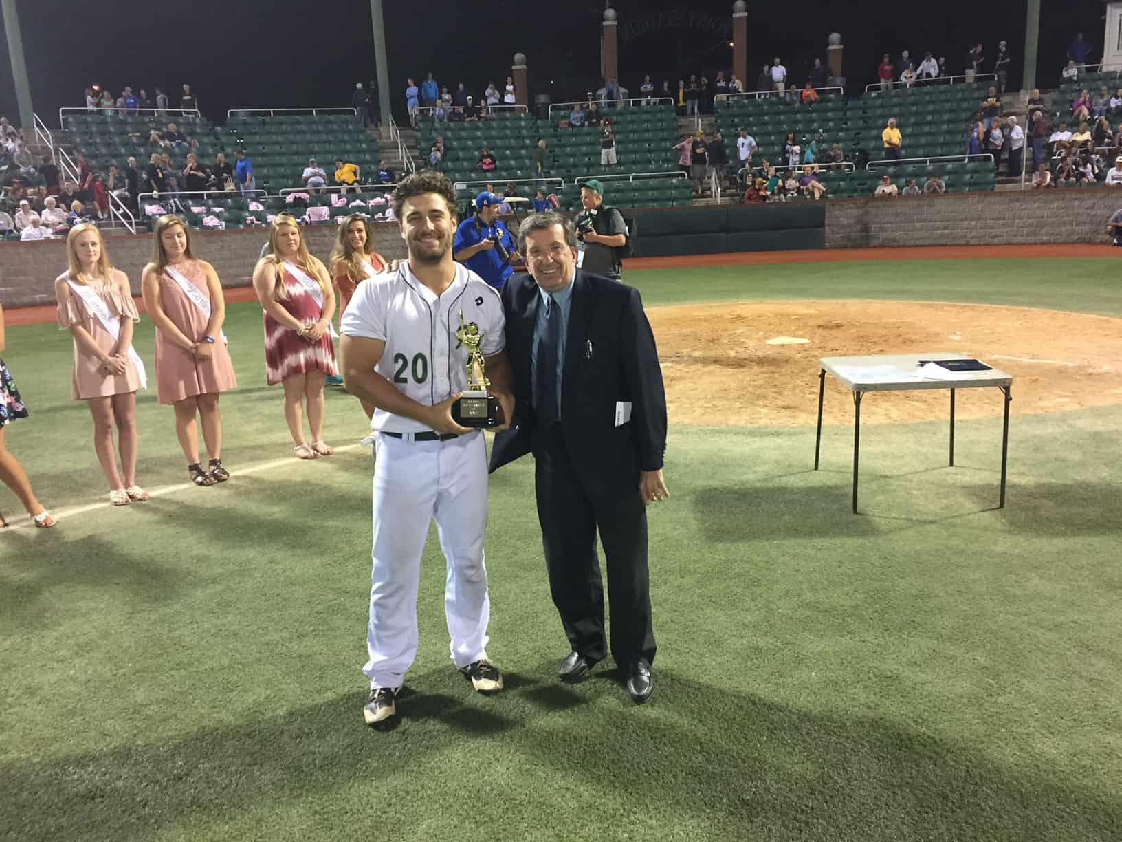 Beeman and Arcurio MVP
