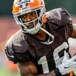 Former NFL standout Andrew Hawkins to be honored at AAABA Tournament