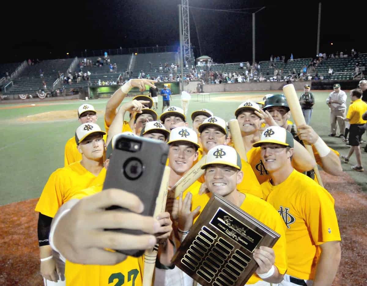 New Orleans Selfie 2017 champs