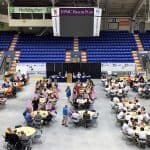 AAABA Tournament Players Banquet and Pairings at 1st Summit Arena