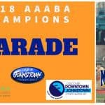 City of Johnstown to hold parade to honor AAABA Tournament champs