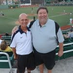 Listen to AAABA Tournament action called by veteran broadcast duo