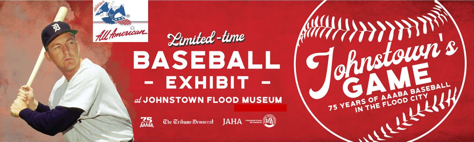 AAABA 75th exhibit