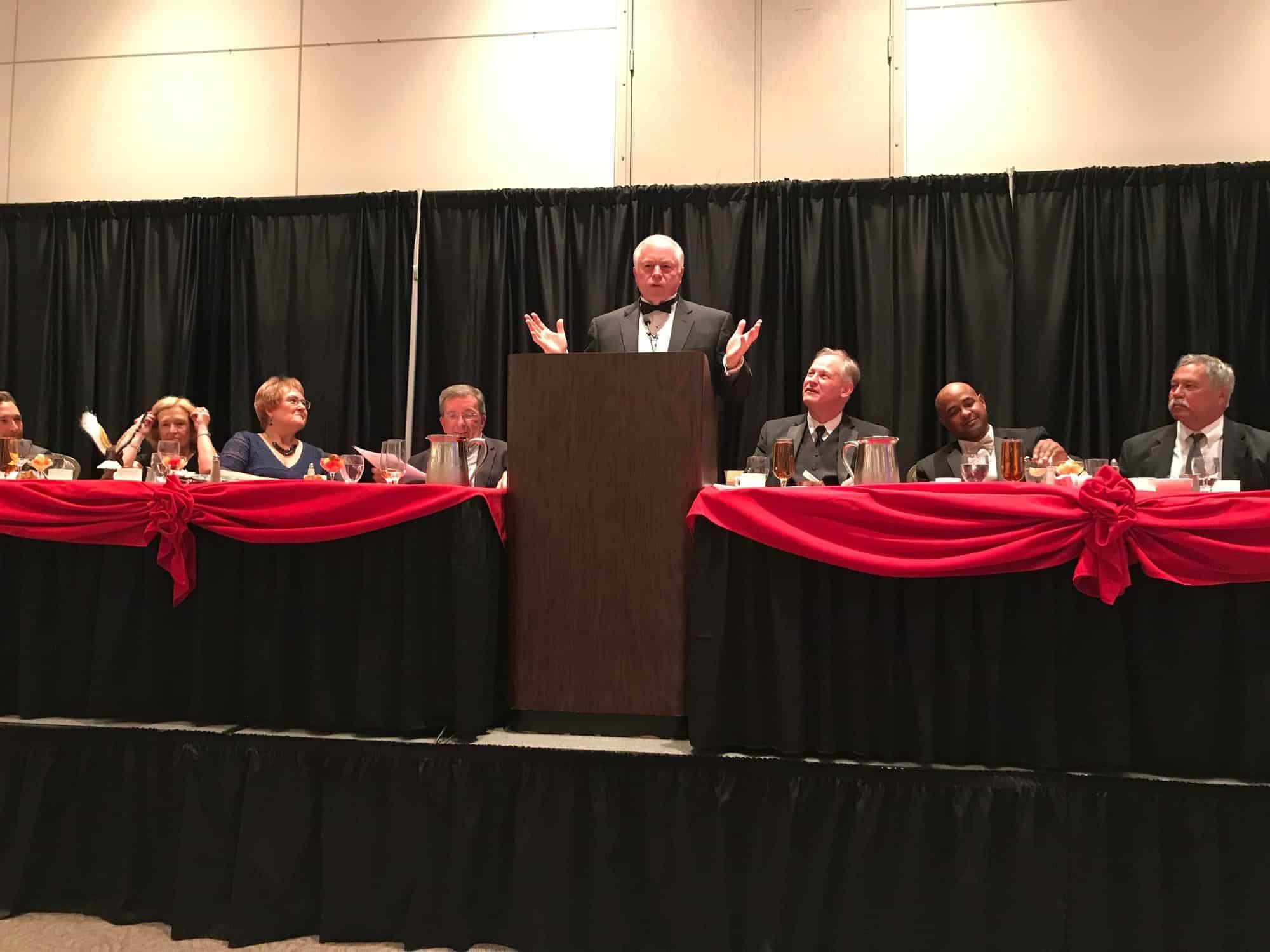 Buck Showalter speech