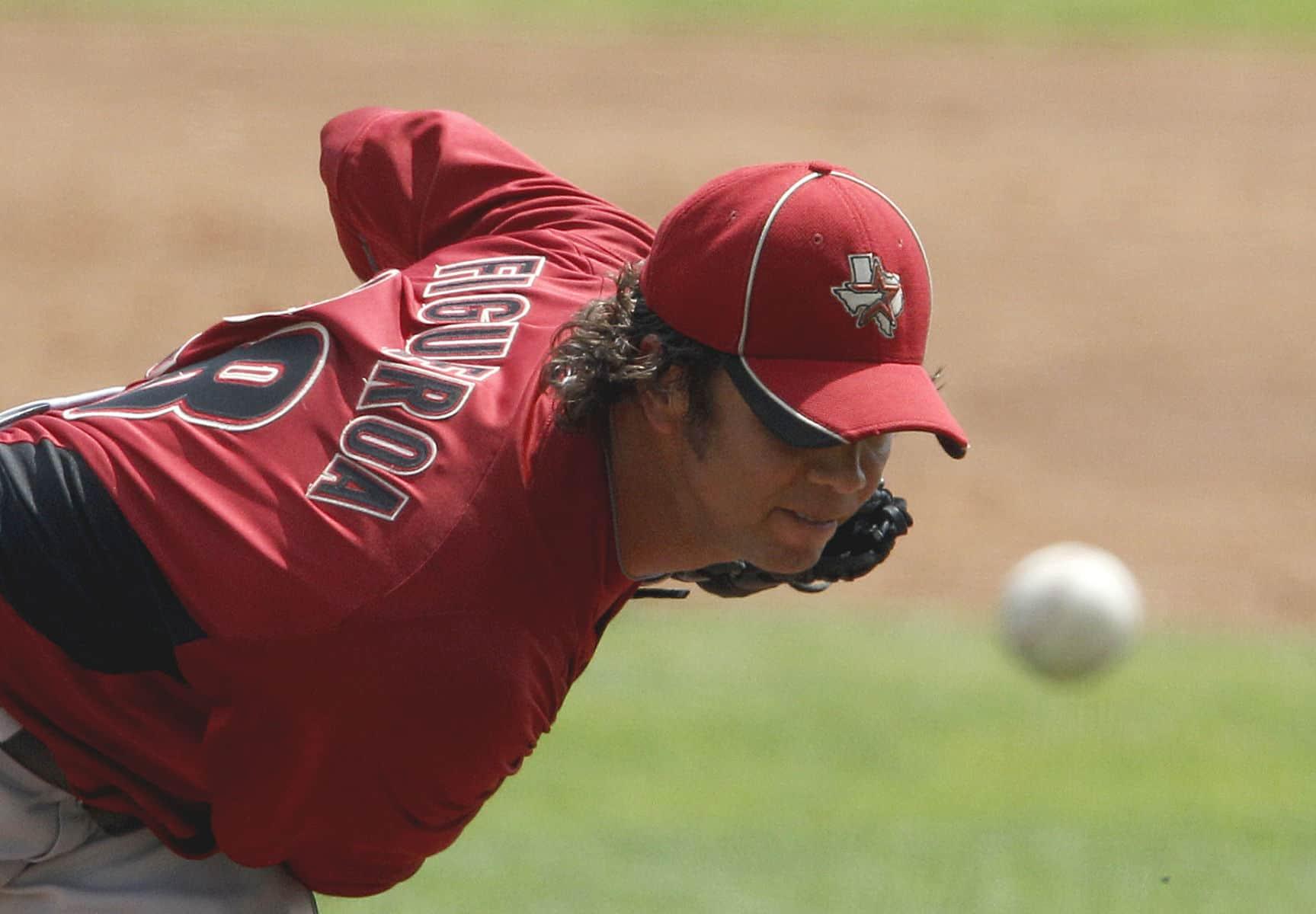 Nelson Figueroa Astros