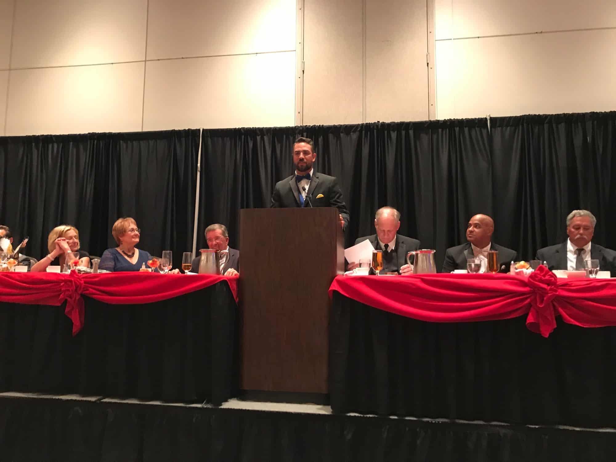 Nelson Figueroa speech