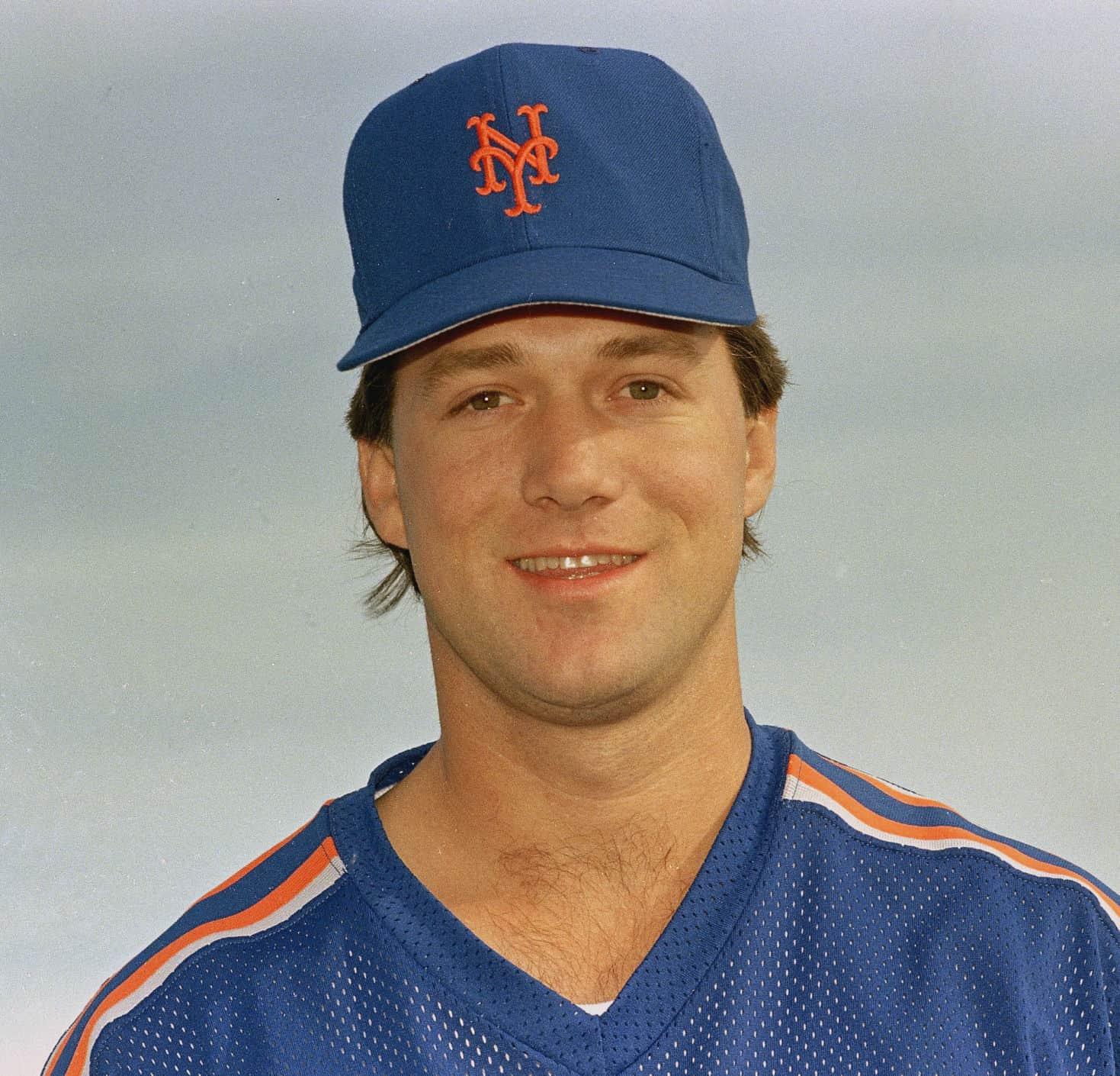 Roger McDowell Mets